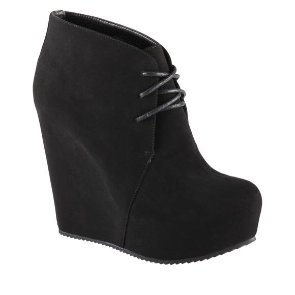 0038b0e77facb ALDO Shoes | Wedge Booties | Poshmark