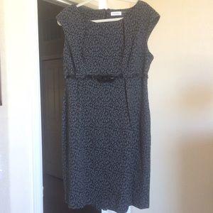 Calvin Klein Dresses - Calvin Klein animal print dress with belt b9e229fcb