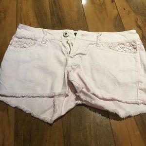 Rewash Pants - Lilac shorts 3