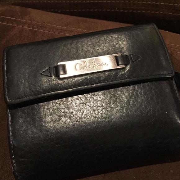 4163c97b97a Cole Haan black leather women's wallet. M_5757937e6d64bc8d4702e17d