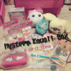 Japanese  Accessories - Mystery Kawaii Box