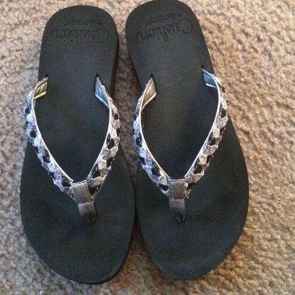 Twisted Star Cushion Reef Sandals Shoes Poshmark UwSn1