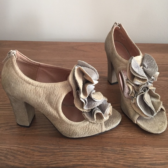 74846b80cfc Anthropologie Shoes - Anthropologie Miss Albright shoes