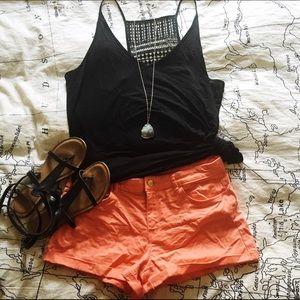 H&M Pants - Coral Shorts