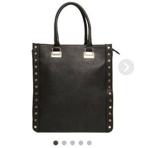 Olivia + Joy Handbags - Olivia + Joy Editor Tote Black