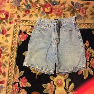 Whooz blooz Denim - Bermuda denim shorts