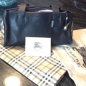 Burberry Handbags - 100% AUTHENTIC BURBERRY HANDBAG