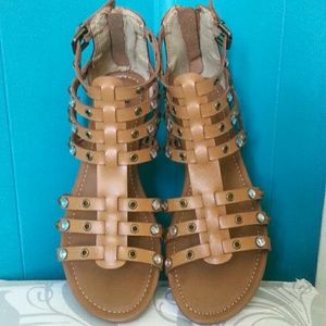 Shi by Journeys Shoes - *1HR SALE*NIB Shi Studded Gladiators