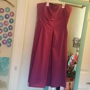 MaxMara Purple Dress