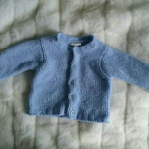 Pottery Barn Baby Sweater