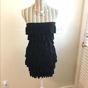 ✨TFNC London sexy ruffle dress!