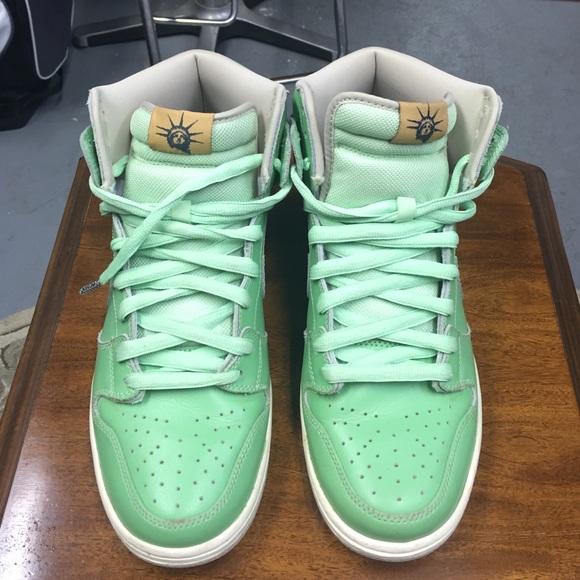 new product 0ba4b 7395c Nike SB High Statue of Liberty