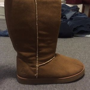 86 airwalk shoes suede boots from edith s closet on