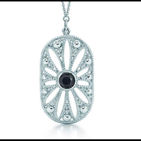 fa444f240 Tiffany Ziegfeld Collection Daisy Pendant. M_5758824e99086ab0de041a8b