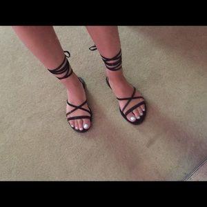 0ddf72629edd Raye Shoes - Raye the Label Sadie Gladiator Sandal Size 7