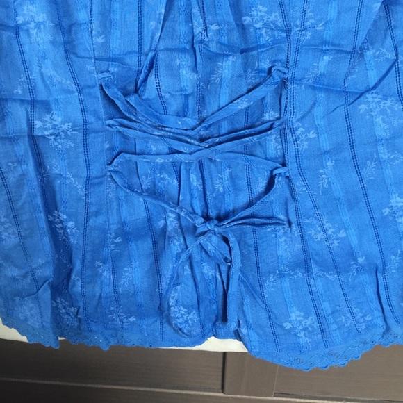 Guess Blue Blouse 10