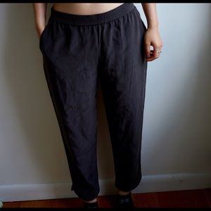 Club Monaco Silk Pants