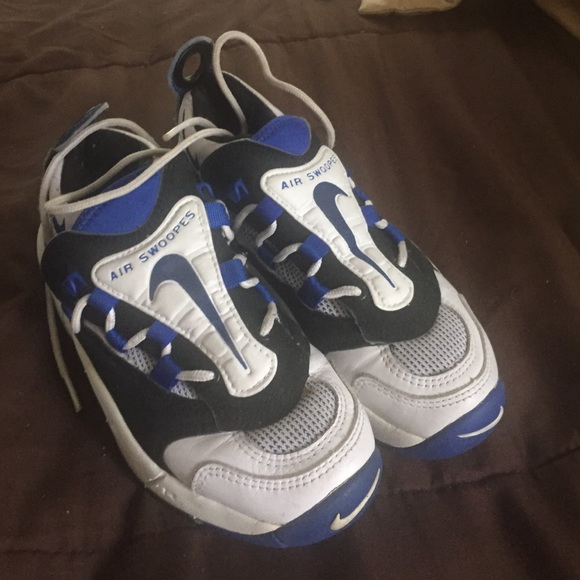 Nike Air Swoopes VI Size 8 Very Good Condition