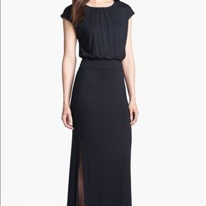 Dresses & Skirts - Felicity and Coco long black maxi w/ cutout