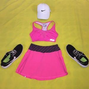 Kyodan Pants - Sport skirt raspberry color Kyodan brand