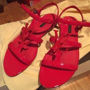 9360c0c37ea5 Louis Vuitton Not for Sale. PARADISO LV SANDALS ...