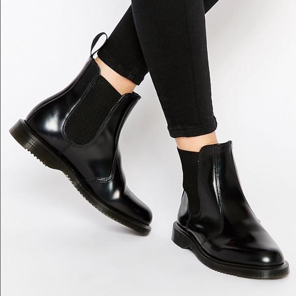 21 off dr martens shoes new dr doc martens black. Black Bedroom Furniture Sets. Home Design Ideas