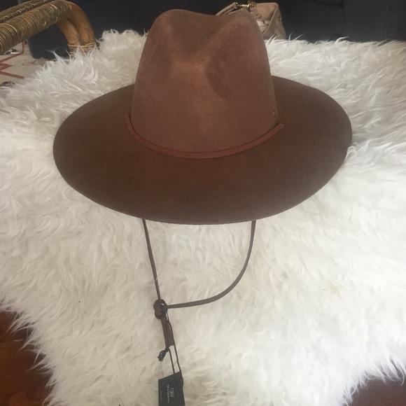 82e67d16fb1 Dark Tan mayfield ll Brixton hat