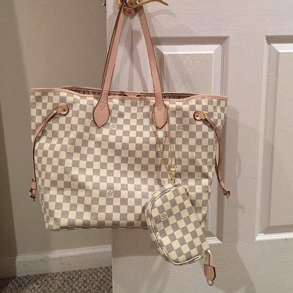 e8118388f491 Handbags - FAKE Louis Vuitton Neverfull