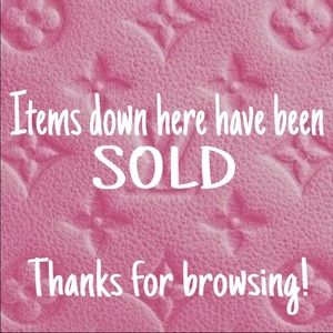 Other - 🎀 Sold Listings 🎀