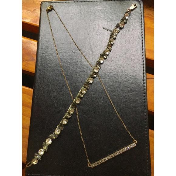 🍾SALE Set Of Brilliant Crystal Necklace