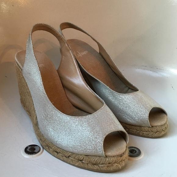 6708b09c39ef Castaner Patent Leather Heel Wedge Platforms My Posh Closet