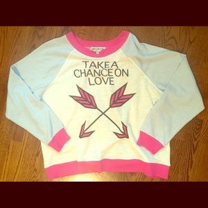 Wildfox Take a Chance on Love Sz. Small
