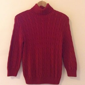 Ralph Lauren slouchy sweater