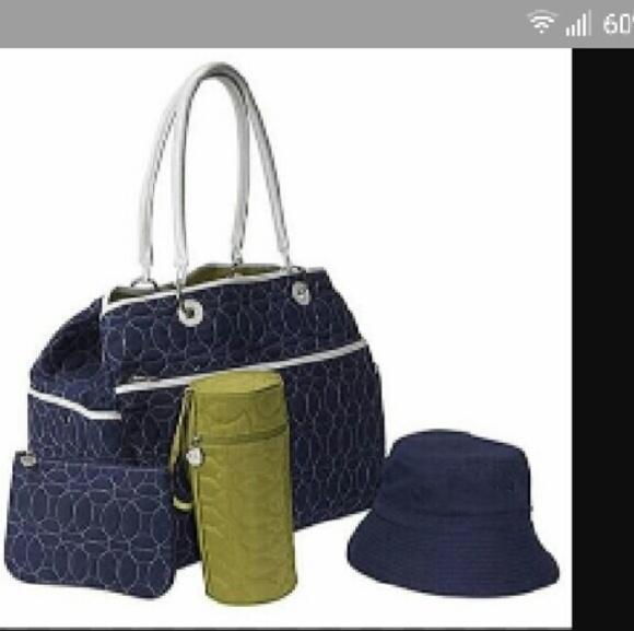 50% off chelsey henry Handbags - Chelsey henry ultimate beach bag ...