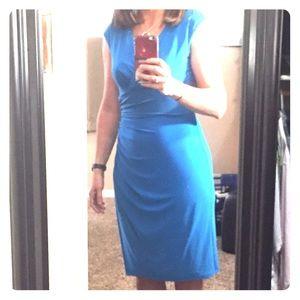 Ralph Lauren Turquoise Dress