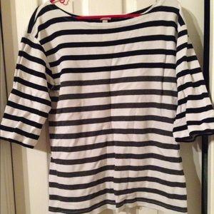 J. Crew Stripe Sweater