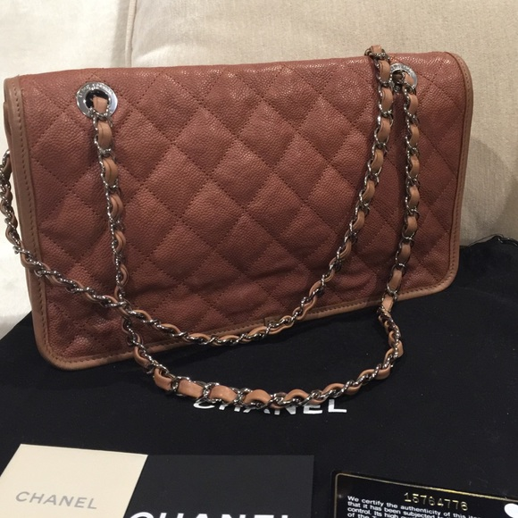 30% off CHANEL Handbags - Authentic Chanel bag from Ivy's ...