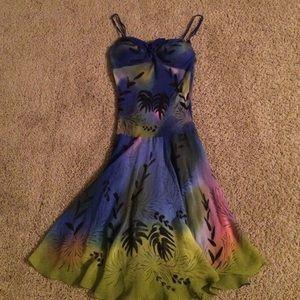 Sue Wong Dresses & Skirts - Sue Wong size 2 silk a cocktail dress