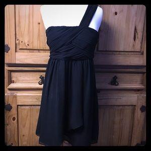 BCBGeneration Formal Black Dress