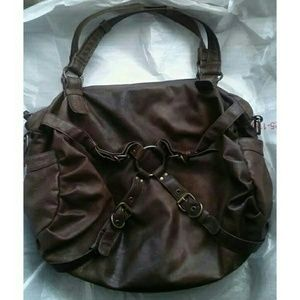 Urban Outfitters Deena and Ozzy brown purse