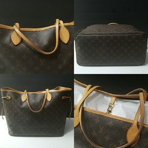 Louis Vuitton Handbags - ⤵⤵Auth Louis Vuitton Neverfull GM Great Condition