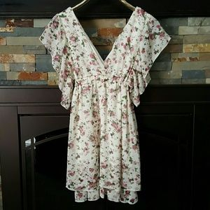 Dresses & Skirts - Donating 1/11! Ruffled Baby-Doll/Festival Dress