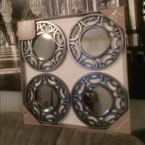 Other - New set of four mirrors