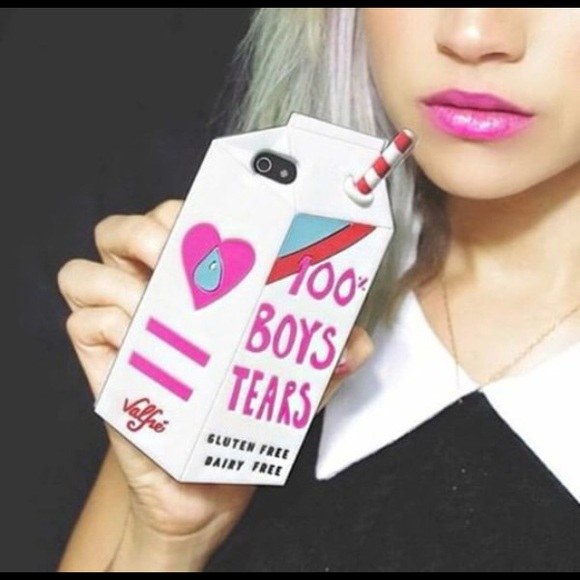 best website 60d6b 5302a Valfre 3D Boys Tears iPhone Case for the 5/5s/SE