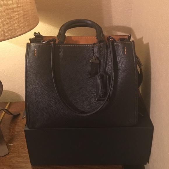 5df9306144ae Coach Handbags - Coach Rogue