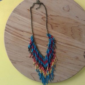 F21 festival necklace