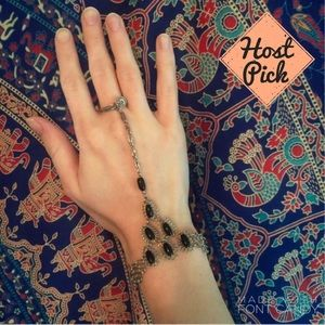 Host PickVintage boho ring bracelet