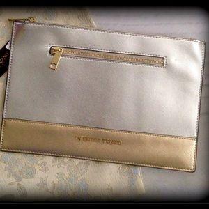 Christian Siriano Handbags - 🎉 HOST PICK 🎉 7-22-16. Gold & Silver handbag