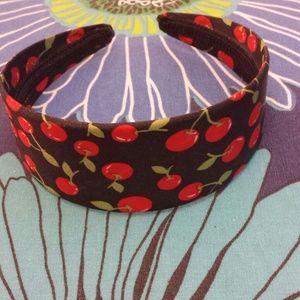 boutique Accessories - Thick cherry headband