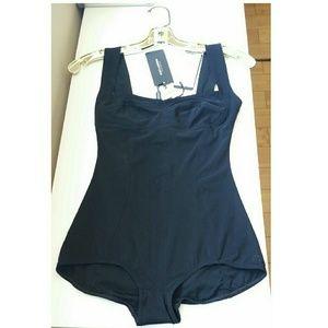 6b8d928632 Dolce & Gabbana Swim - Dolce & Gabbana One Piece Swimsuit XS Black Italy